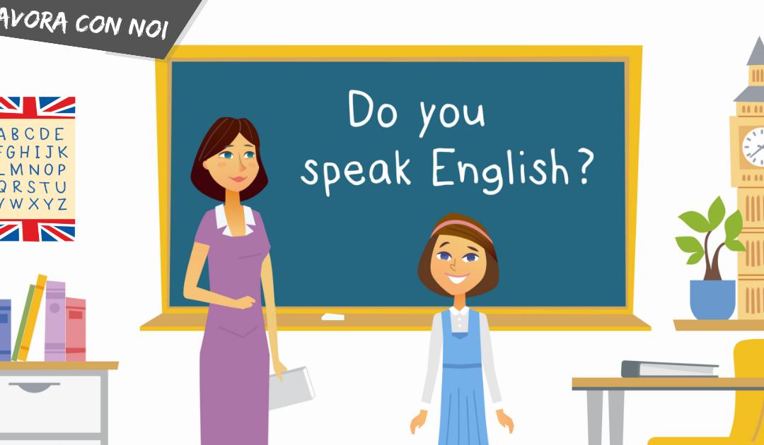 Insegnanti Madrelingua di Inglese per soggiorni estivi in Camp ...