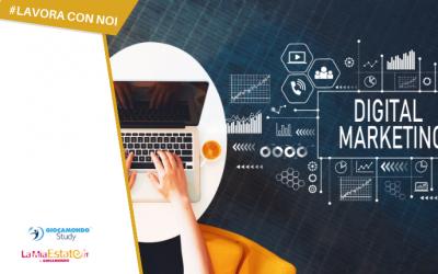 Lavoro Ascoli Piceno: Digital Marketing Junior