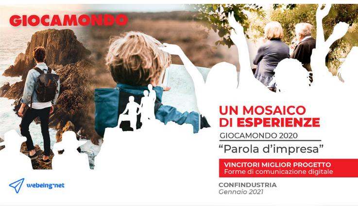 """Un mosaico di esperienze – Premio """"Parola d'impresa"""""""